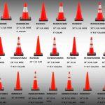 Orange Traffic Cone Sizes