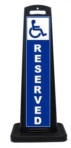 Portable Handicap Parking Sign